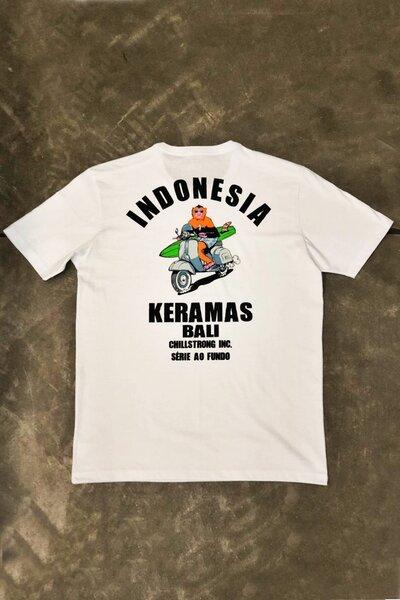 T-shirt Keramas Série Ao Fundo 2019