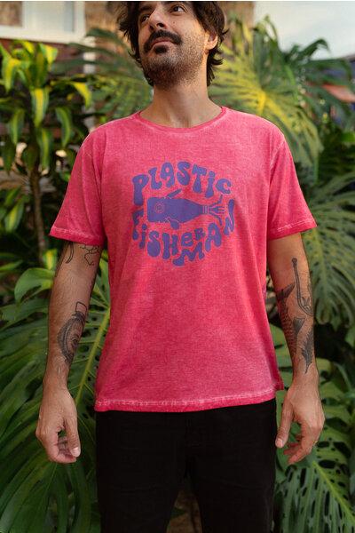 T-shirt HERO Pink & Purple