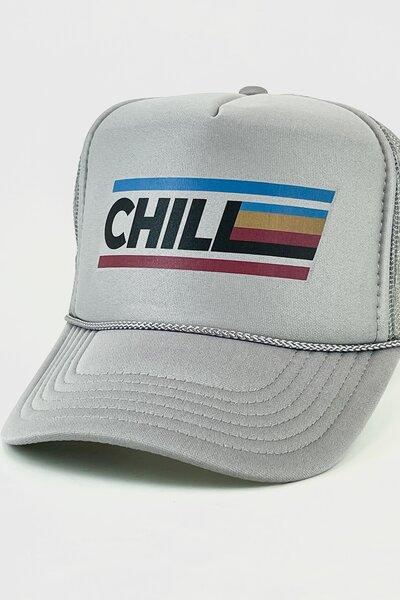 Boné Trucker Chill Colors Metallica