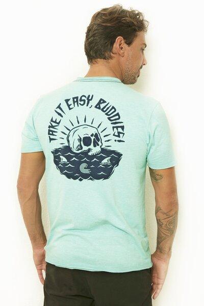 T-shirt Take it Easy