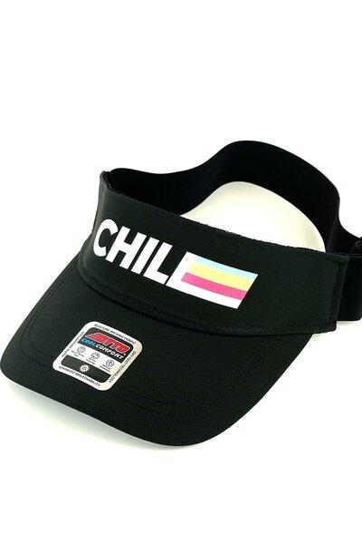 Viseira Confort Chill Collors Black