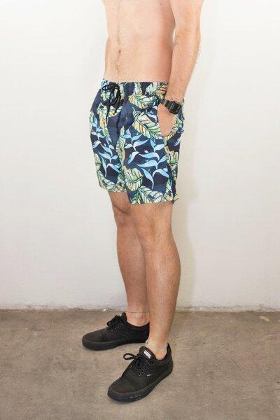 Shorts Moss Green