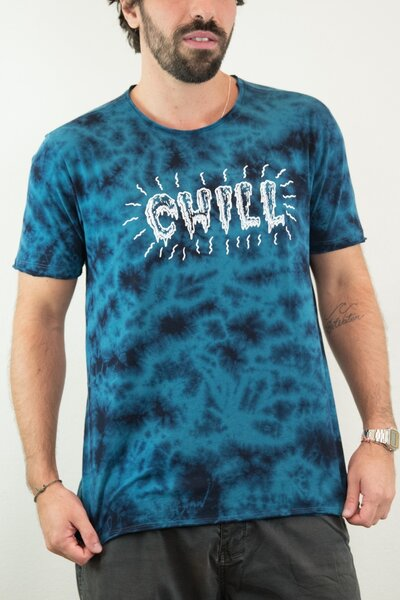 T-shirt Chill Tie Dye