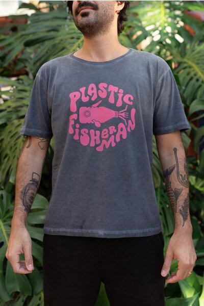 T-shirt HERO Blue & Pink