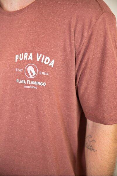 T-shirt Pura Vida Tierra