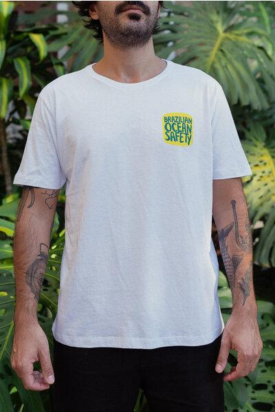 T-shirt Ocean Safety Marcello Serpa
