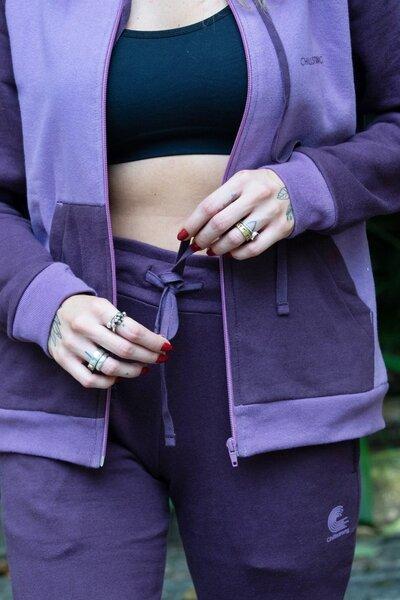 Calça de Moletom Purple