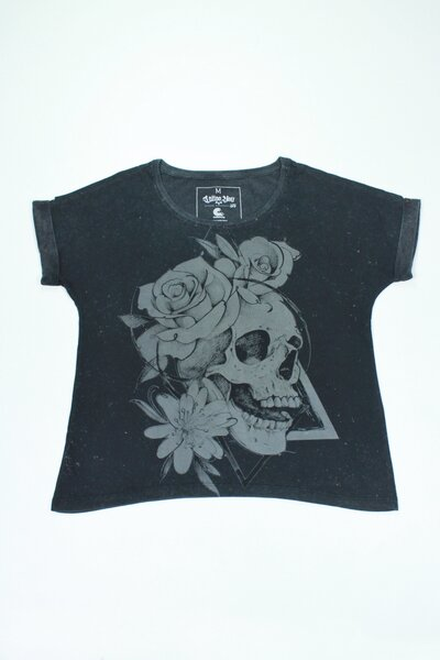Tee Skull Tattoo You Womens