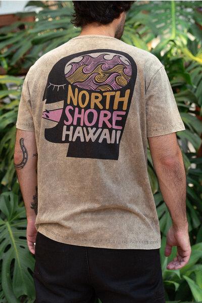 T-shirt NS Hawaii Marcello Serpa Stoned