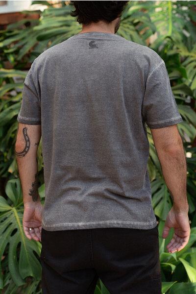 T-shirt 2050 Grey Stoned
