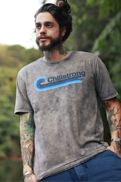 T-shirt Chillstrong Classic Stoned