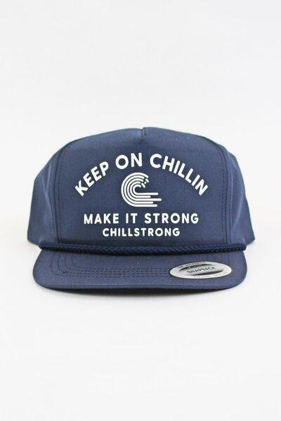 Boné Snapback Blue Chillin