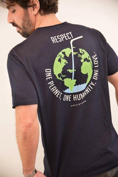 T-shirt Respect