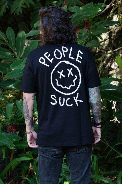 T-shirt People Suck