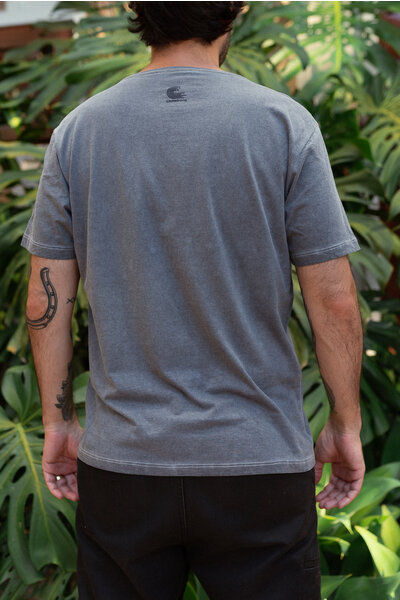 T-shirt 2050 Blue Stoned