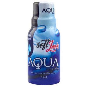 Lubrificante Siliconado Aqua Extra Luby 35ml