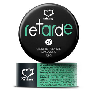 Creme Retardante de Ejaculação Retarde 7,5 g