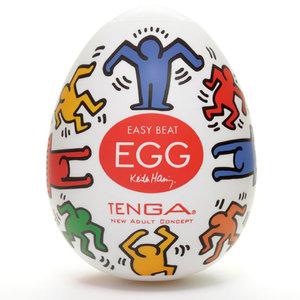 Masturbador Tenga Egg vs Keith Harding Modelo Egg Dance