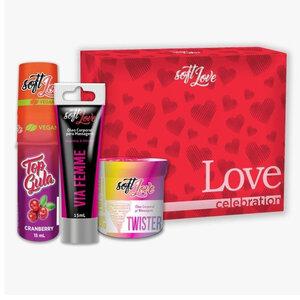 Kit Love Celebration - Soft Love