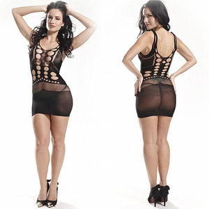 Vestido Rendado BodyStocking Jessie