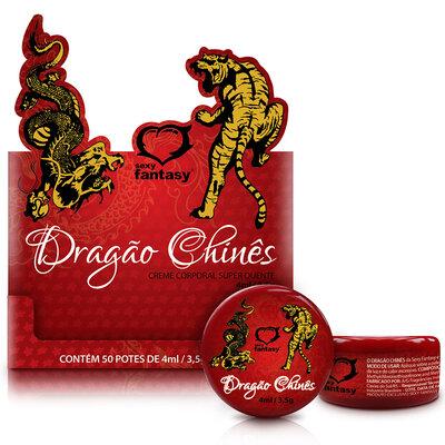 Pomada Chinesa Dragão Chinês 4ml/3,5g
