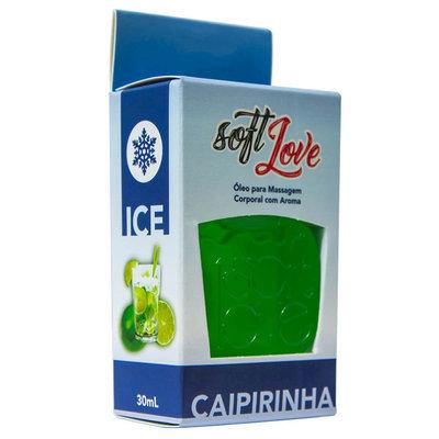 Gel Comestível Ice Sensations 30ml