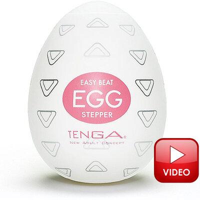 Masturbador Tenga Egg - Stepper
