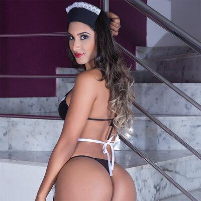 Fantasia Empregada Sexy