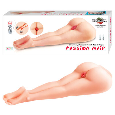Passion Lady Masculino Meio Corpo Vagina e Ânus - Baile