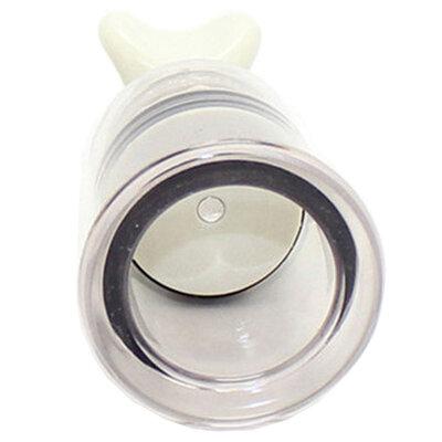 Estimulador de Mamilos com Sucção Unissex em Acrílico