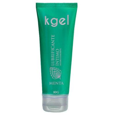 Lubrificante Íntimo K-Gel com Aroma 80 g