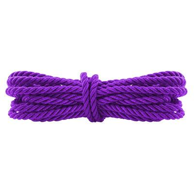 Corda Shibari Dominatrix para Sado Roxo - 5 m