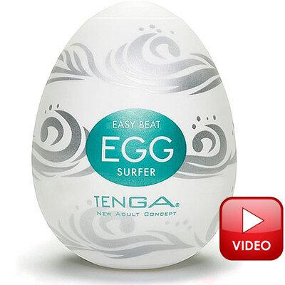 Masturbador Tenga Egg Surfer