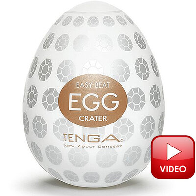 Masturbador Original Tenga Egg Crater