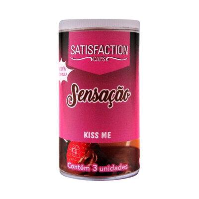 Bolinhas Beijáveis Satisfaction - Sabores