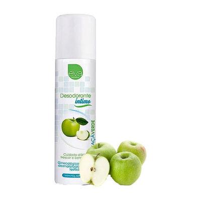 Desodorante Íntimo de Maçã Verde