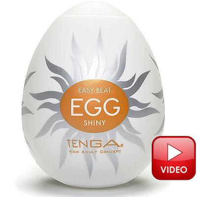 Masturbador Shiny Tenga Egg