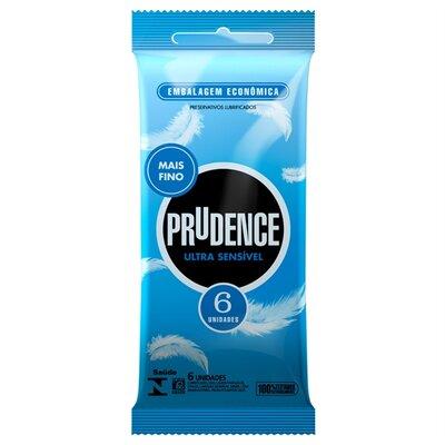 Preservativo Prudence Ultra Sensível