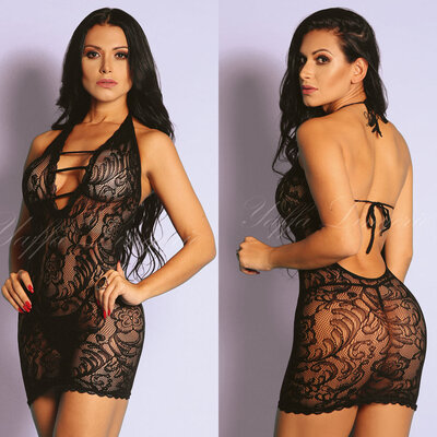 Mini Vestido Wrong