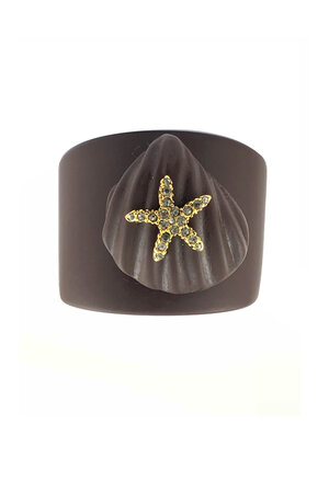 Bracelete Caribe Concha