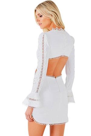 Vestido Midi Flor