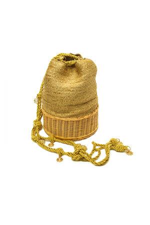 Bolsa Mykonos - Gold