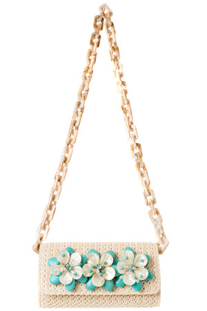 Clutch Flores - Exclusividade Duza by Fernanda Bertoni