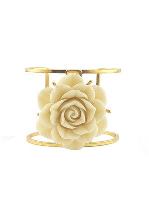 Bracelete Vazado Flor