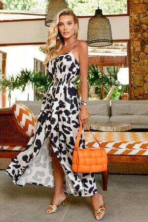 Vestido Longo Noemi | Riviera Francesa