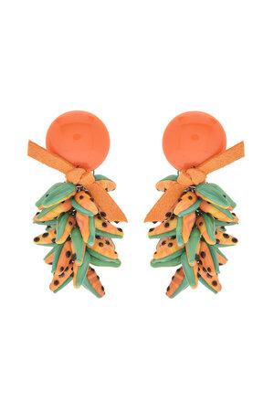 Brinco Penca Papaias