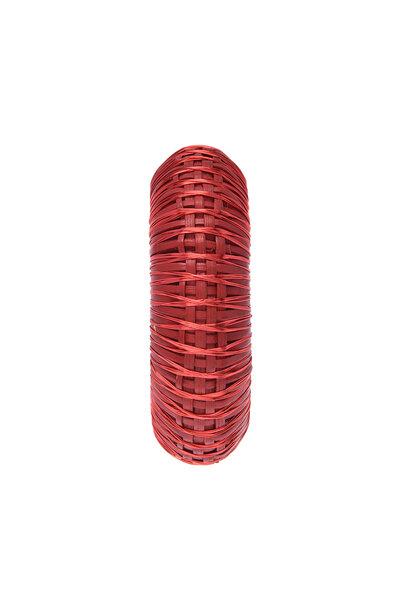 Pulseira Fibra Natural Vermelha