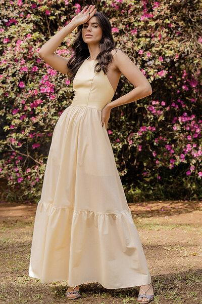 Vestido Longo Suzy