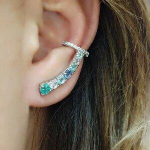 Brinco Ear Cuff Colors Style