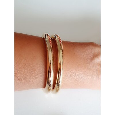 Bracelete Liso Redondo